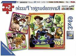 Ravensburger 08038 Disney Toy Story: History Puzzle Set