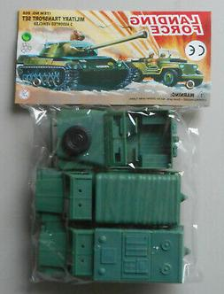 1/32 Landing Force Military Transport Plastic Toy Soldier Pl