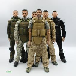 1/6 Scale 12inch/30cm SWAT Soldier figure toys Activity doll