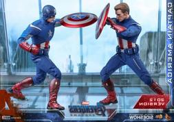Hot Toys 1/6 scale Captain America  Avengers Endgame