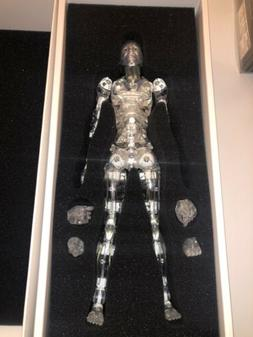 1000toys 1/6 Toho Heavy Industries Synthetic Human Clear ver