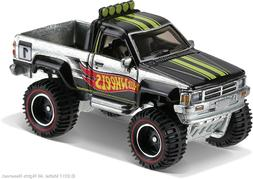 Hot Wheels 1:64 ZAMAC EDITION 2017 TOYOTA PICK UP TRUCK 1987