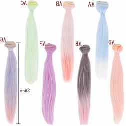 1 Pcs High Temperature Fiber 25 CM * 100 CM Gradual Color BJ