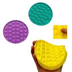 1x Push pop pop bubble sensory fidget toy autism special nee