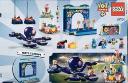 LEGO 10770 Disney Pixar Toy Story 4 Buzz & Woody's Carniva