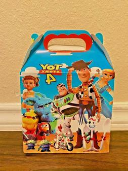 10ct Toy Story 4 Party Favor Candy/Treat Boxes Loot Bag Good