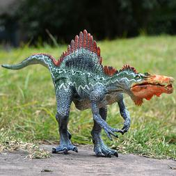 Jurassic Spinosaurus Toy Figure Realistic Dinosaur Model Kid