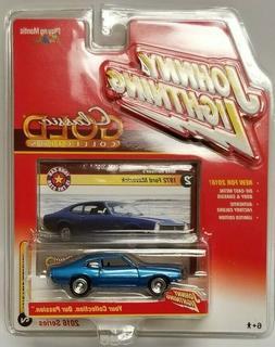 1972 Ford Maverick  1/64 Scale Diecast Car