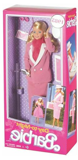 1985 Day to Night Barbie Doll Brand New in Box Mattel Toy Gi