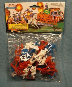 1996 BMC Toys Plastic Figures Battle of Yorktown Am. Revolut
