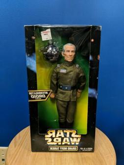 1997 Kenner Star Wars ACTION COLLECTION GRAND MOFF TARKIN 12