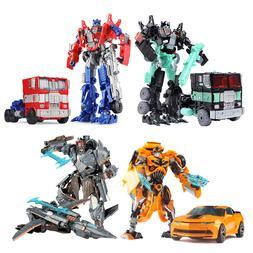 19cm <font><b>Transformation</b></font> Car Robot Toys Bumbl