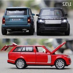 1pc New 1/32 Alloy Model Car Land Rover Range Rover Diecast