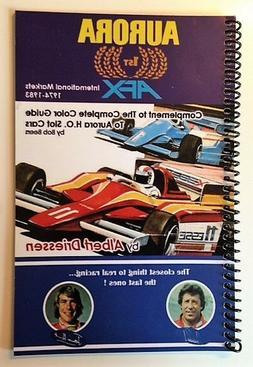 AURORA 1st AFX International Markets 1974-1983 Guide Book by