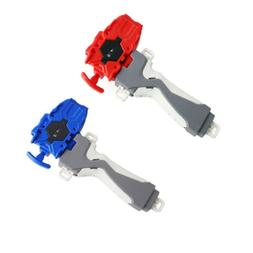 2 Sets Beyblade Burst B-11 String Launcher Beylauncher With