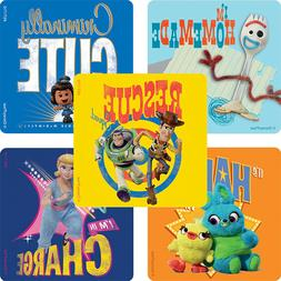 20 Toy Story 4 STICKERS Party Favors Supplies for Birthday T