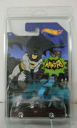 2015 Hot Wheels Batman Series Classic TV Series Batmobile #1