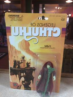 "2015 Warpo Legends of Cthulhu CULTIST 4"" Inch 1:18th Scale T"