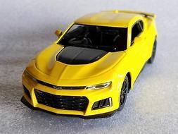 "Kinsmart 5"" 2017 Chevrolet Camaro ZL1 Diecast Model Toy Car"