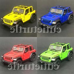 Kinsmart 2018 Jeep Wrangler 1:34 Diecast Display Model Toy C