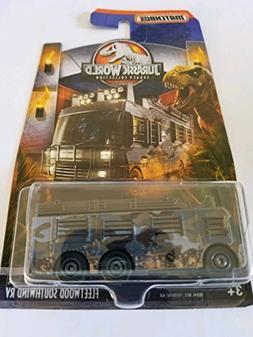 2018 Matchbox Jurassic World Legacy Collection Limited Editi