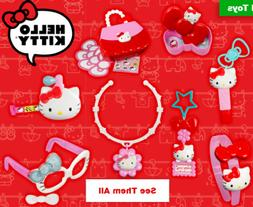 2018 McDONALD'S HELLO KITTY HAPPY MEAL TOYS! PICK YOUR FAVOR