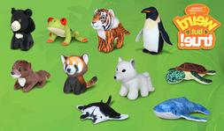 2018 McDONALD'S NATIONAL GEOGRAPHIC PLUSH HAPPY MEAL TOYS! P