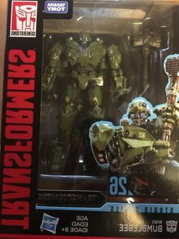 2018 Transformers Studio Series Last Knight Deluxe Figure MO