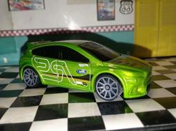 Hot Wheels 2019 Ford Focus RS Ecoboost Green Loose Diecast T
