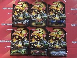 2019 Hot Wheels Halloween Assortment 6 Car Set Holidays