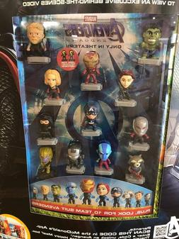 2019  Marvel Avengers Endgame McDonald's Happy Meal Toys Pic
