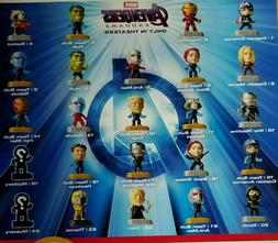 2019 McDONALD'S MARVEL AVENGERS HAPPY MEAL TOYS Choose Your