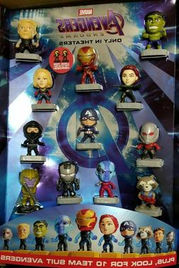 2019 McDONALD'S MARVEL AVENGERS HAPPY MEAL TOYS! PICK YOUR F
