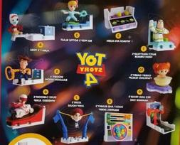 2019 McDONALD'S DISNEY TOY STORY 4 HAPPY MEAL TOYS, YOU PICK