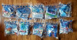 2019 McDonalds Toy Story 4 Complete Set of  Toys Woody, Buzz
