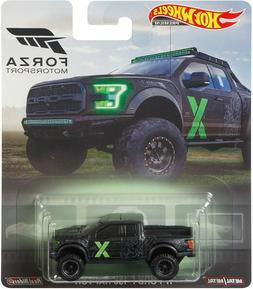 2019 Hot Wheels Retro Forza 2017 Ford F-150 Ranger 1/64 Diec
