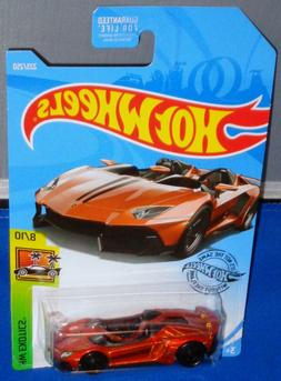 2019 HOT WHEELS ~ SUPER TREASURE HUNT ~ LAMBORGHINI AVENTADO