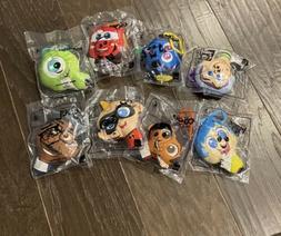 2020 McDonald's Disney Pixar Celebration Happy Meal Toys C