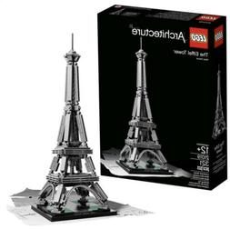LEGO 21019 Architecture The Eiffel Tower 321pcs New Free Shi