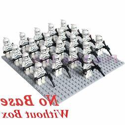 21PCS/LOT Star Wars Clone Trooper Weapons Gun Building Block