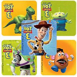 25 Toy Story 3 Characters Stickers Party Favor Teacher Suppl