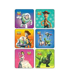 25 Toy Story STICKERS Party Favors Supplies for Birthday Tre