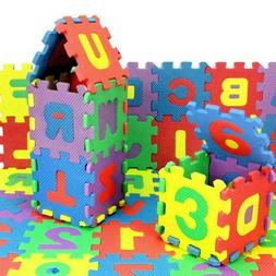 36Pcs-Baby-Child-Number-Alphabet-Puzzle-Foam-Maths-Education