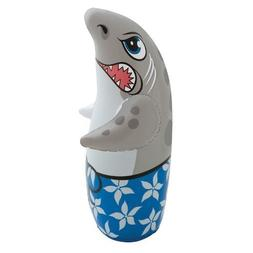 Intex 3D Bop Bag Blow Up Inflatable SHARK