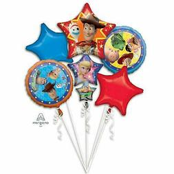Disney Toy Story 4 Balloon Bouquet Birthday Party Decoration