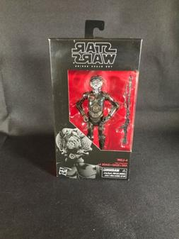 4-LOM Action Figure The Black Series 6 inch #67 Star Wars  M