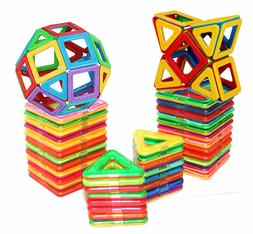 40 Piece Magnetic Blocks Building Toys Tiles for Kids