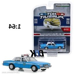 GREENLIGHT 42890 C 1990 CHEVROLET CAPRICE NYPD POLICE DIECAS