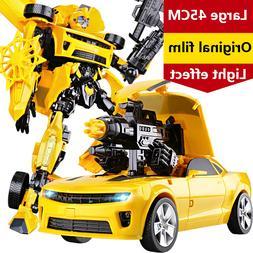 45cm <font><b>Transformation</b></font> Robots Car <font><b>