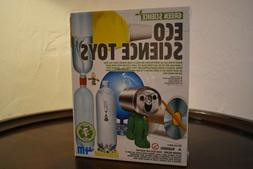 4M Green Science Eco Science Toys Recycle Makes 7 Toys New S